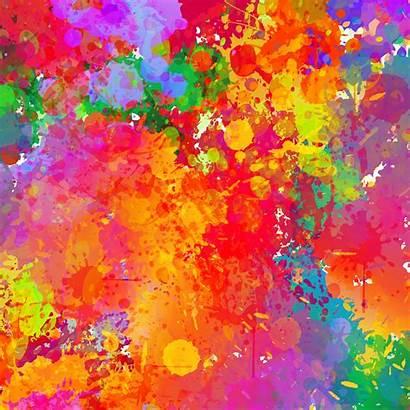 Colorful Abstract Shutterstock Splash Illustrations Sfondo Astratto
