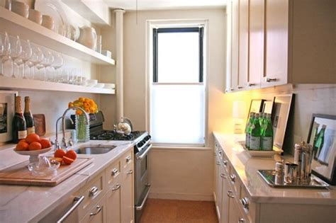 Ways To Create A Successful Galley-style Kitchen Layout