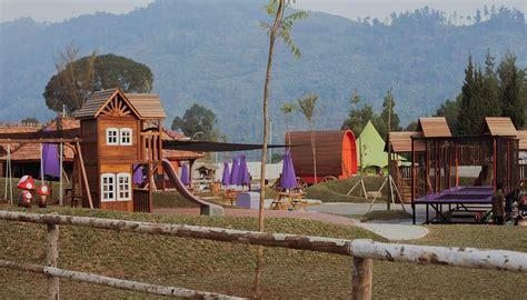 fairy garden bandung tiket wahana agustus