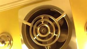 Vintage Nutone Exhaust Fan