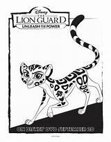 Lion Guard Coloring Fuli Pages Disney Printable Kion Colouring Kiara Sweeps4bloggers Cheetah Sheets Sheet Getcoloringpages Brown Cool Body sketch template