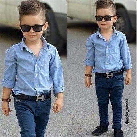 Cool kids & boys mohawk haircut hairstyle ideas 25