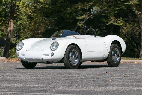 porsche spyder 1955 porsche 550 fast lane classic cars