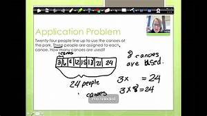 Ny Common Core 3rd Grade Math Module 3 Lesson 3