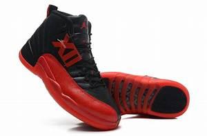 Jordan Chart Of Shoes Air Jordan 12 Retro Black Varsity Red Price 89 90