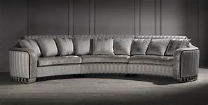 the corner sofa curved sofa With how big is a sofa bed