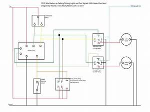 Turn Signal Side Marker Lights Wiring Diagram