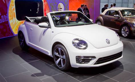 Volkswagen Beetle 4 Door Convertible