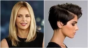 Coiffure Cheveux Court : coiffures 15 coupes de cheveux qui rajeunissent ~ Melissatoandfro.com Idées de Décoration