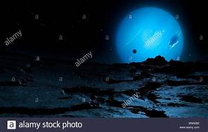 Triton Moon Of Neptune Stock Photos & Triton Moon Of ...