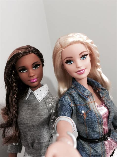 Barbie Selfie I Love This Line Love Her Outfit And