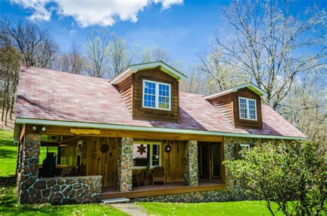 ohiopyle cabin rentals ovr s pura vida beautiful lodge located homeaway