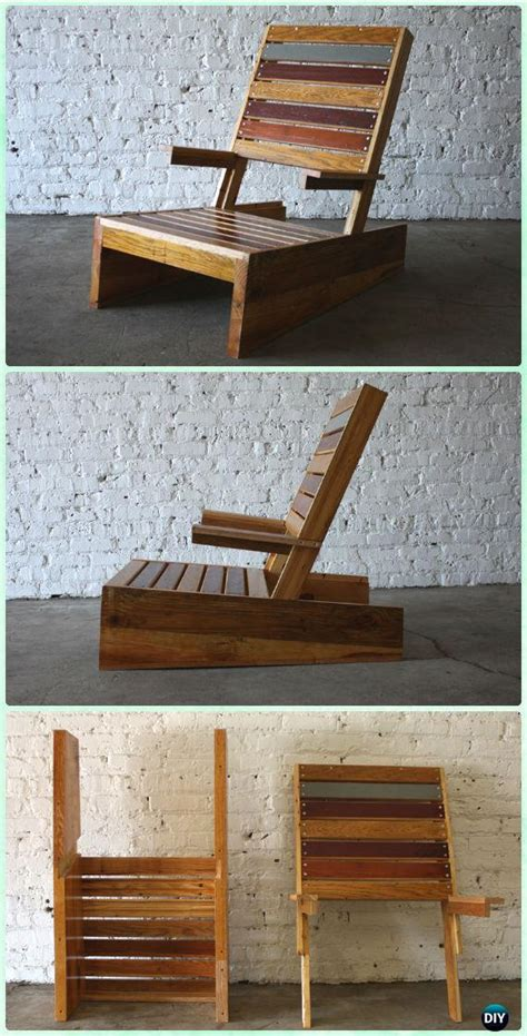 diy adirondack chair  plans instructions