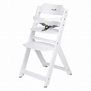 Safety First Hochstuhl : safety 1st holzhochstuhl timba basic white ~ Orissabook.com Haus und Dekorationen