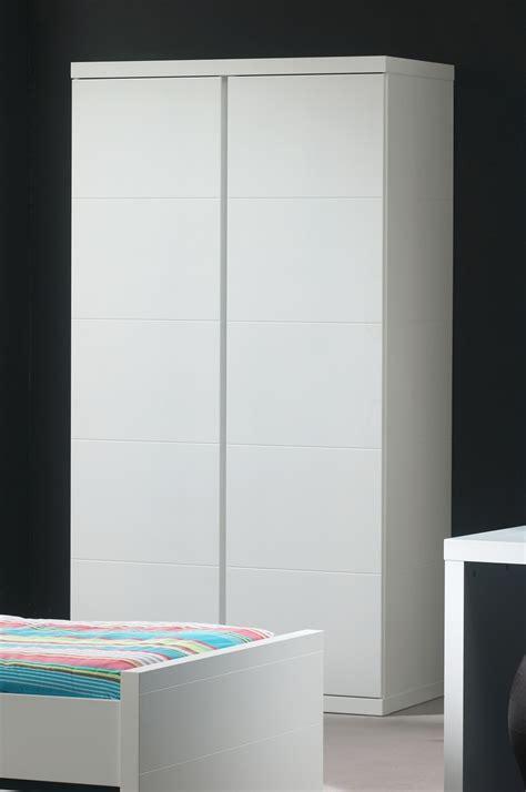 Kleiderschrank Weiß Modern by Kleiderschrank Lara 2 T 252 Rig Wei 223 Kinder Kleiderschr 228 Nke