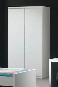 Kleiderschrank 2 Türig Weiß : kleiderschrank lara 2 t rig wei kinder jugendzimmer kleiderschr nke ~ Indierocktalk.com Haus und Dekorationen