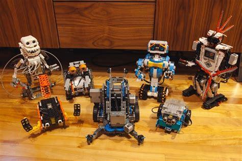 kits robot robotics beginners