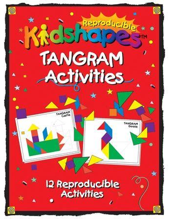 Kindergarten Tangram Activities