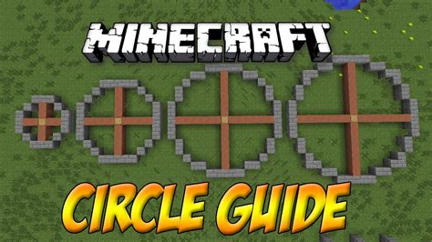 bureau minecraft minecraft circle template choice image templates design