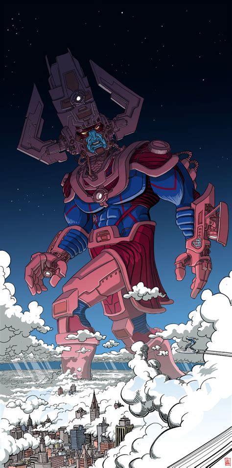 ArtStation - Almighty Galactus, Damien