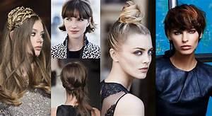 Tendances Coiffure 2015 : coiffure les tendances de l 39 automne hiver 2015 ~ Melissatoandfro.com Idées de Décoration