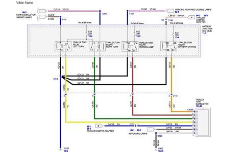 2001 ford f350 trailer wiring diagram efcaviation 2003