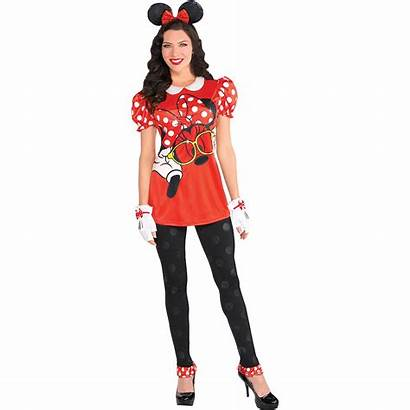 Minnie Mouse Costume Adult Costumes Partycity Party