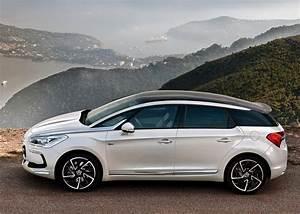 Citroen Ds 5 : 2012 citroen ds5 concept review cars exclusive videos and photos updates ~ Gottalentnigeria.com Avis de Voitures