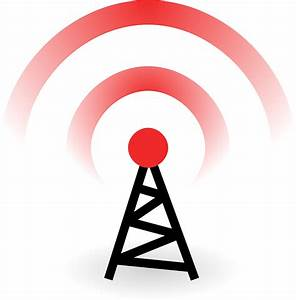 Network Antenna Wireless  U00b7 Free Vector Graphic On Pixabay