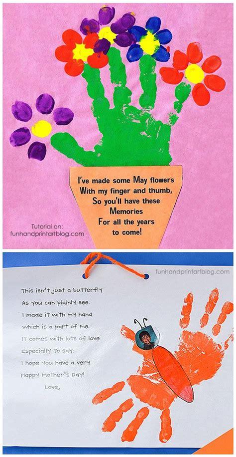 Preschool Mother's Day Poems
