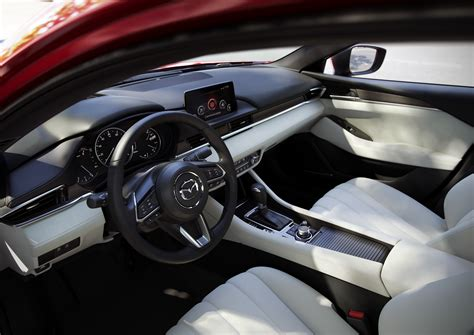 what country makes mazda cars explore what makes the 2018 mazda6 signature s interior a
