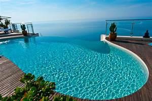 Piscine A Débordement : piscine d bordement en b ton diffazur piscines ~ Farleysfitness.com Idées de Décoration