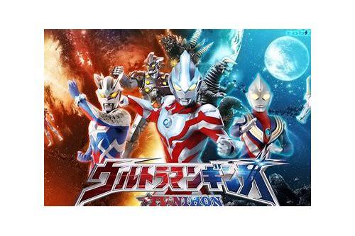 download ultraman saga full movie sub indo