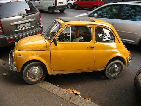 Small Fiat Car by Small Italian Car Cars And Trucks Fiat 500 Fiat