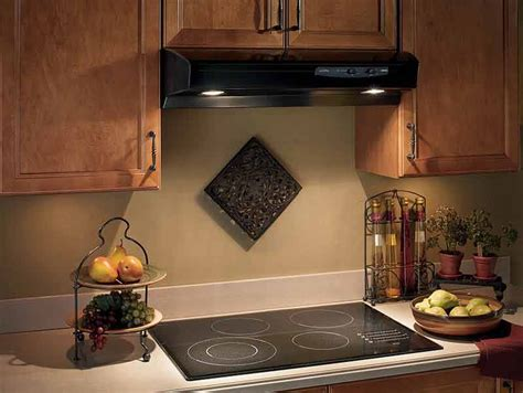 Ventless Range Hoods For Modern Kitchen ? The Decoras