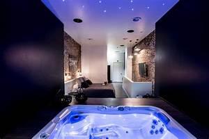 Apartment Chambre Avec Jacuzzi Sauna Privatif Brussels