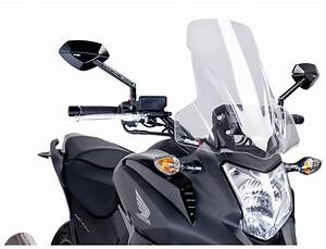 Puig Touring Windscreen Honda Nc700x 2012