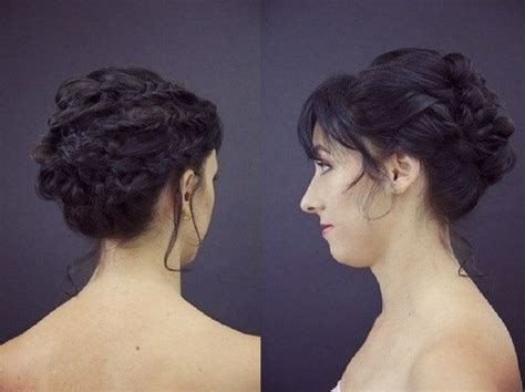 20 Easy And Pretty Updo Hairstyles For Mid-length Hair