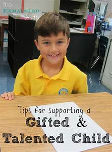 Tips for Supporting a Gifted and Talented Child - The ...