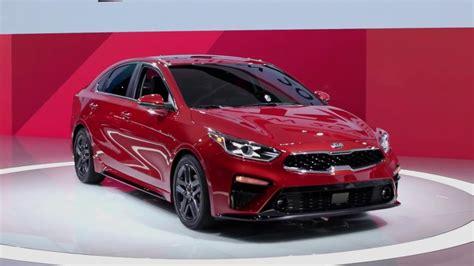 The All New 2019 Kia Cerato Youtube