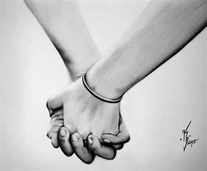 Holding Hands by KgTheOctopus on DeviantArt