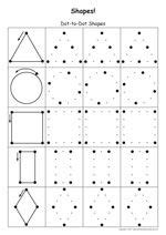 shapes colors printable worksheet creative search and