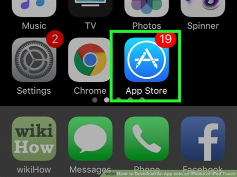 how to an app onto an iphone or ipod touch 15 steps