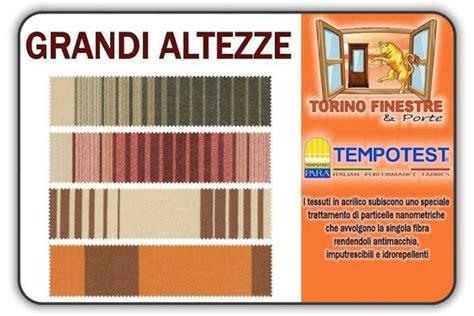 Tende Da Sole Tempotest Colori Tessuti In Acrilico