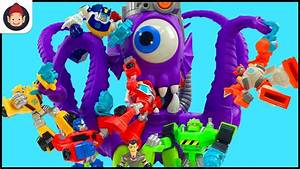 Transformers Rescue Bots Toys Optimus Prime Heatwave