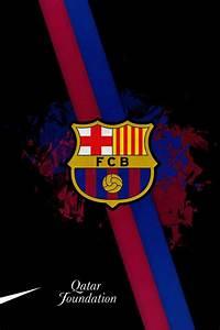 barcelona wallpaper logo 2020 3d iphone wallpaper