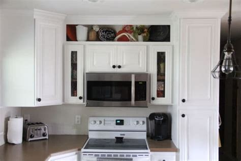 shelves above kitchen cabinets how to build open shelving above cabinets for custom look 5181