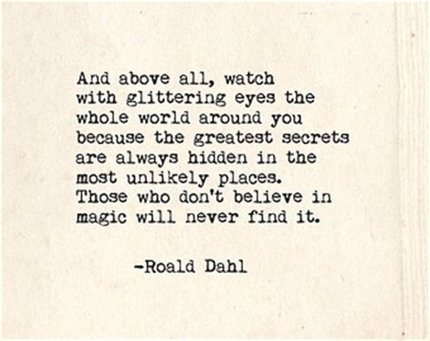 ROALD DAHL QUOTES image quotes at relatably.com