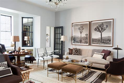 Nate Berkus Sofa by Earth Tone Colored Rooms By Nate Berkus Style