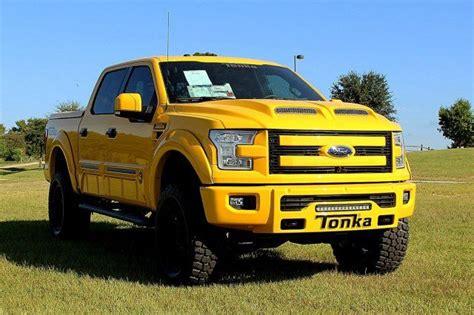 2016 Ford F 150 Lariat Tonka Truck 4X4 Mineola TX 15079936